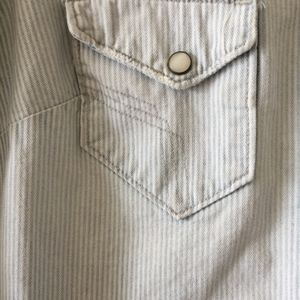 GAP Tops - Woman's Gap Denim Shirt
